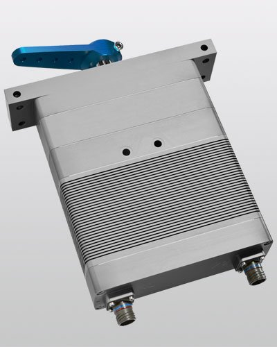 With a peak torque of >200Nm / 1770 lbf-in and a rated torque of 80Nm / 708 lbf-in, the fully redundant DA 58-D is the strongest